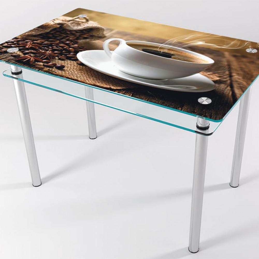 Стол стеклянный КТ-01
