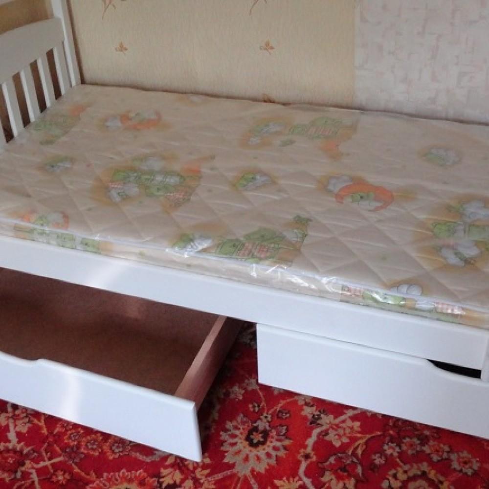 Кровать Жасмин 2-ярусная