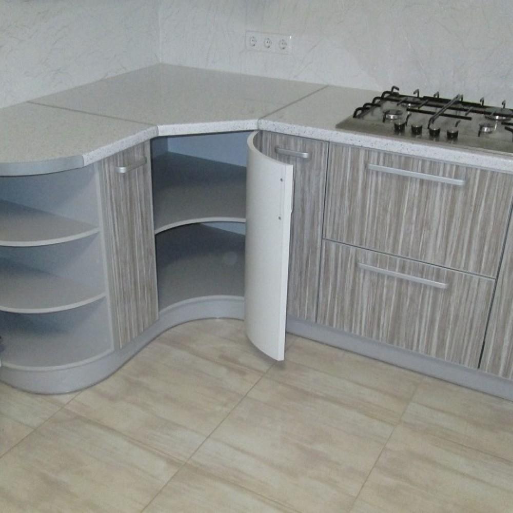 Кухня в пластике 17