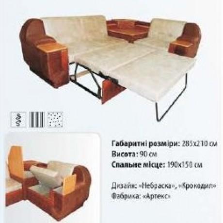 Угловой диван Клеопатра