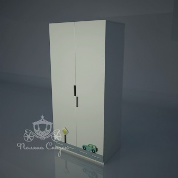 Шкаф 2-створчатый Грузовичок