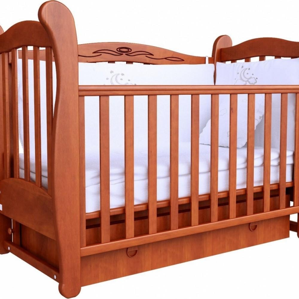 Кроватка Верес ЛД 15 Маятник