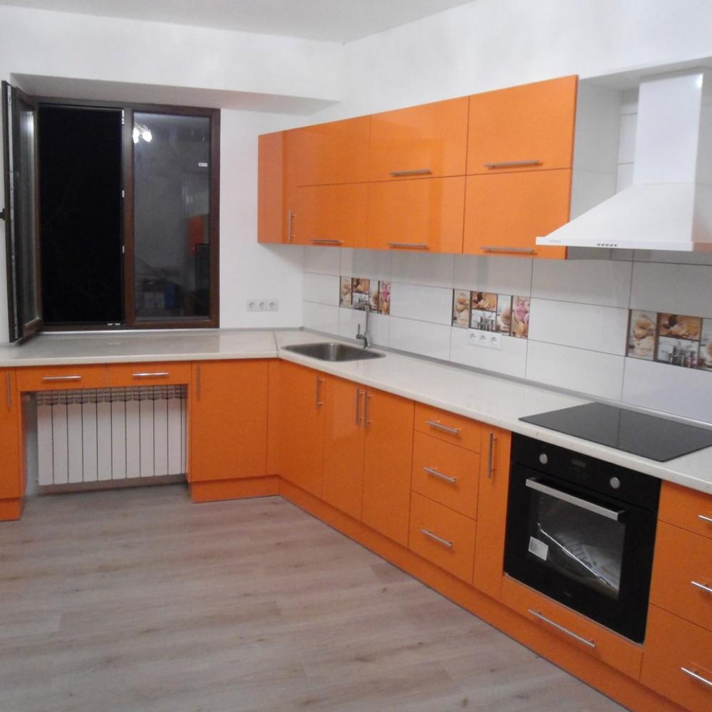 Кухня в пластике 16