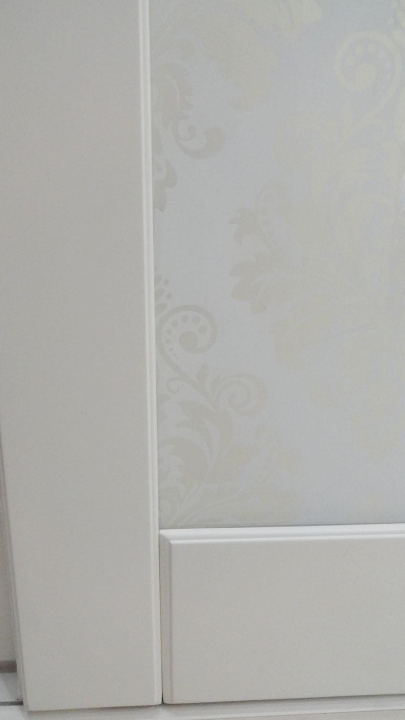 Шкаф-купе из массива Ольхи