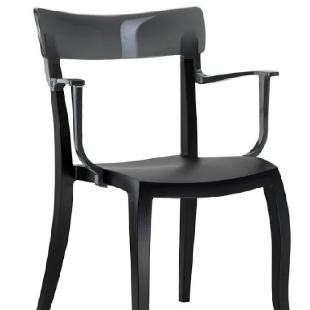 Кресло Гера черный