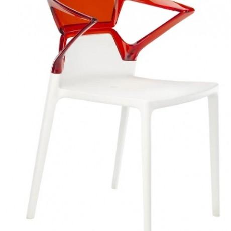 Кресло Ego белое