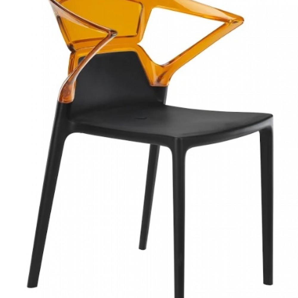Кресло Ego черное