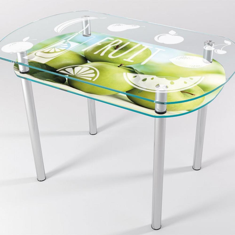 Стол стеклянный КТ-03