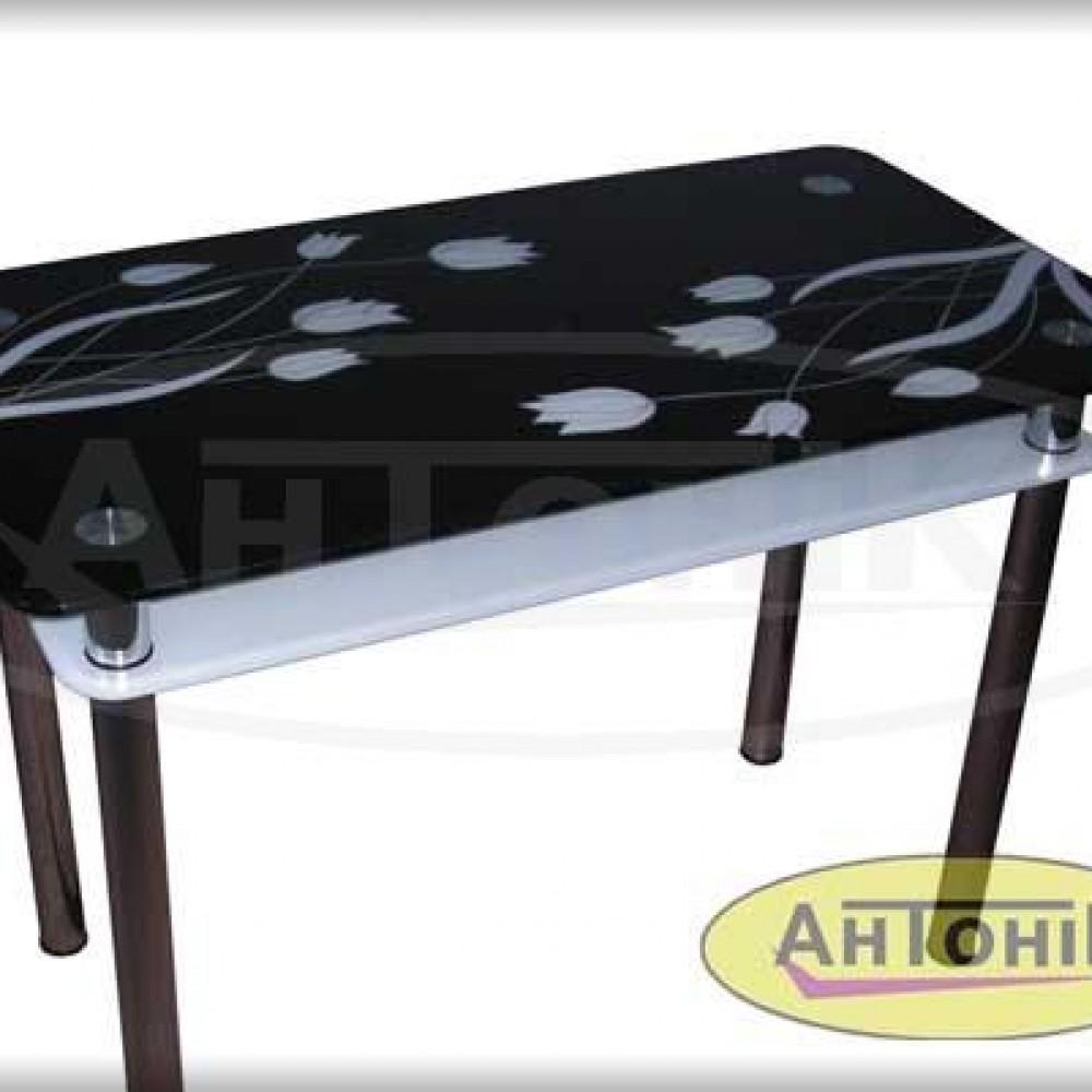 Стеклянный стол КС 1