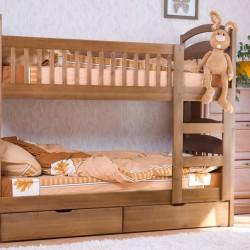 Детские 2-ярусные кроватки