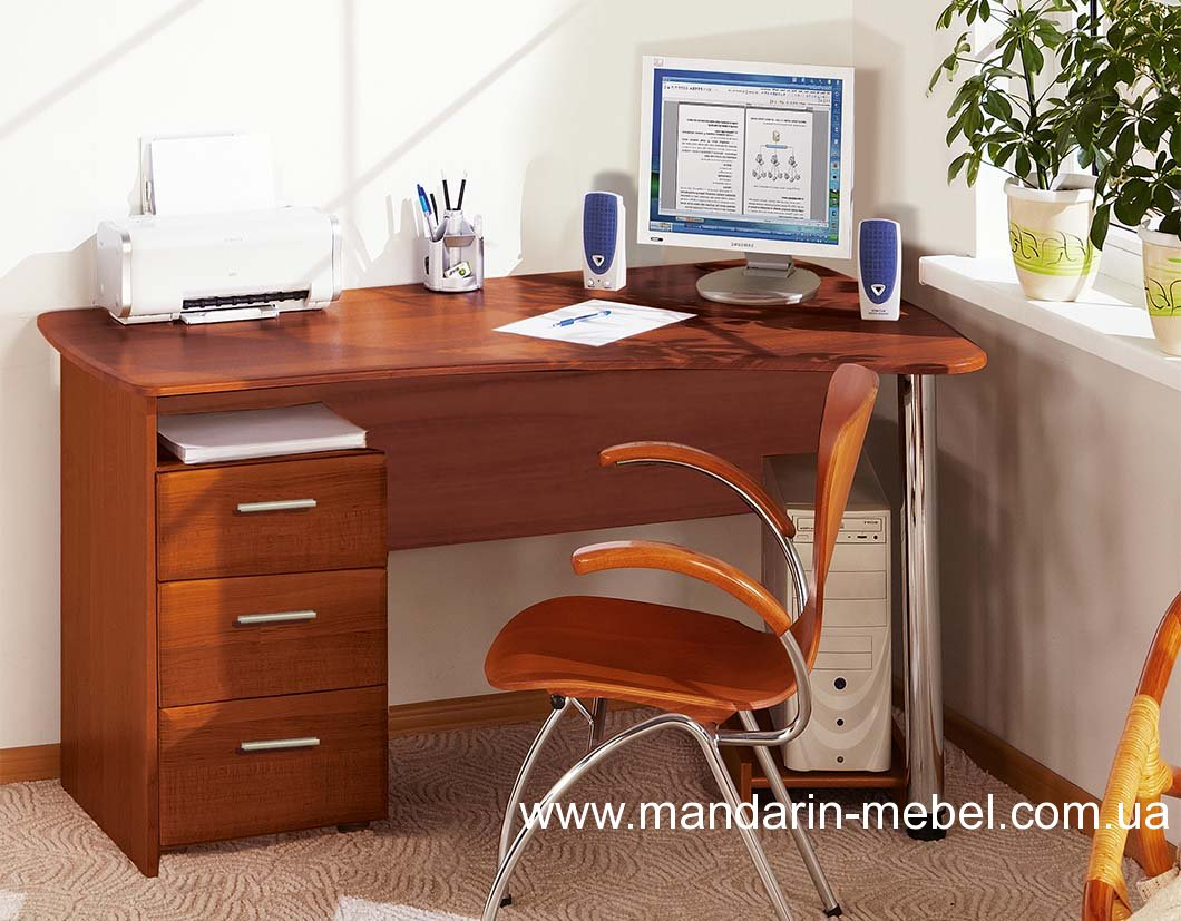 Столы компьютерные производители комфорт мебель.