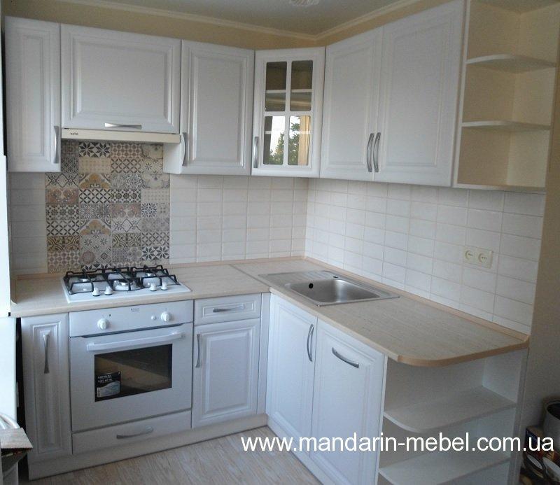кухня мдф белая матовая 2013 купить в одессе описание цена фото