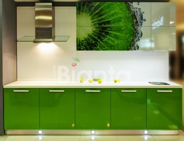 кухни зеленого цвета фото: